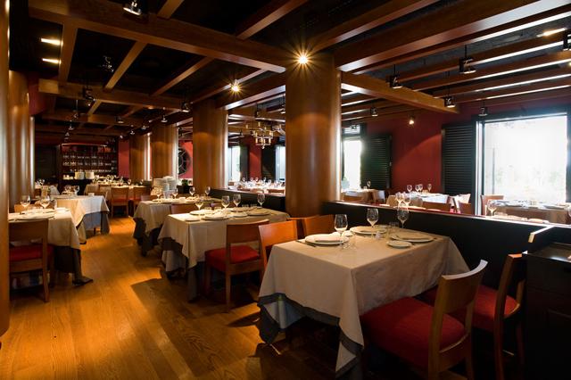 Restaurantes en la moraleja grupo inmobiliario el encinar for Cocina tradicional definicion