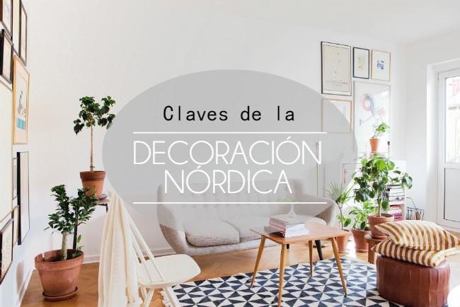 Claves para la decoraci n n rdica en el encinar de los reyes for Casas nordicas decoracion