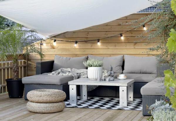 Ideas para decorar una terraza en verano for Terrazas 2016