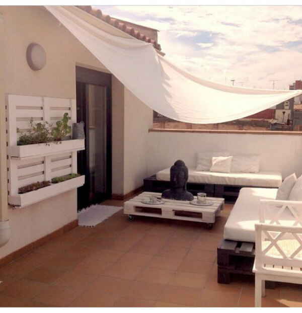 Ideas para decorar una terraza en verano - Ideas para decorar vestibulos ...