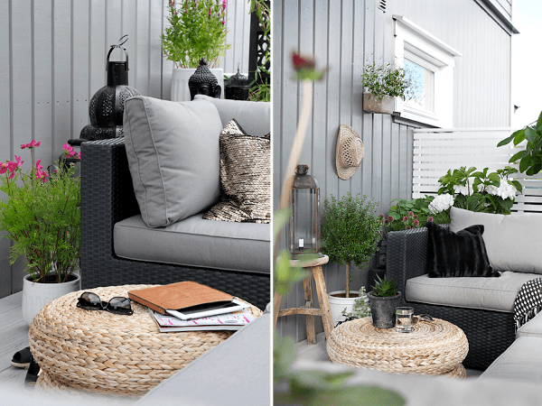Ideas para decorar una terraza en verano - Ideas para decorar terraza atico ...