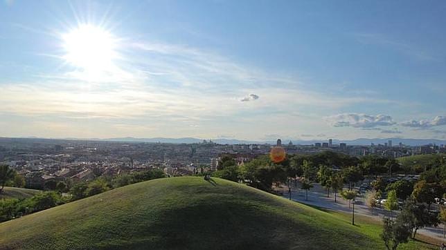 Parque de las siete tetas, blog el encinar