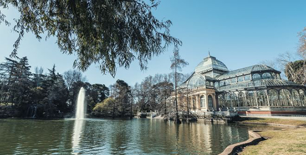 Parque del Retiro, Blog El Encinar