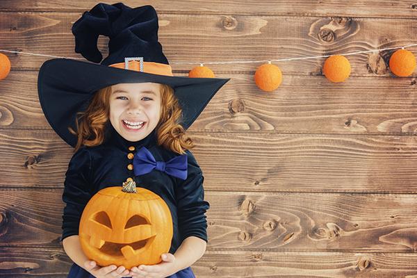 Disfraz halloween niña, blog el encinar