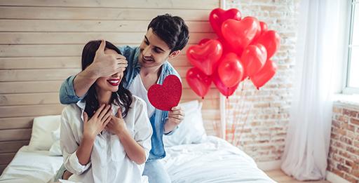 Planes diferentes de San Valentín, para el encinar, grupo inmobiliario el encinar