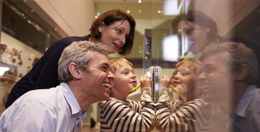 familia-en-museo