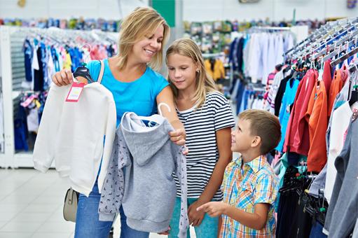 tiendas de moda en el centro comercial el encinar