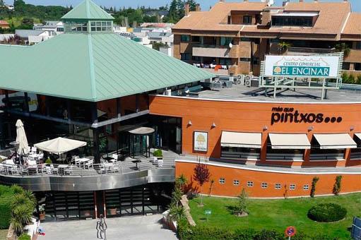 Centro comercial El Encinar