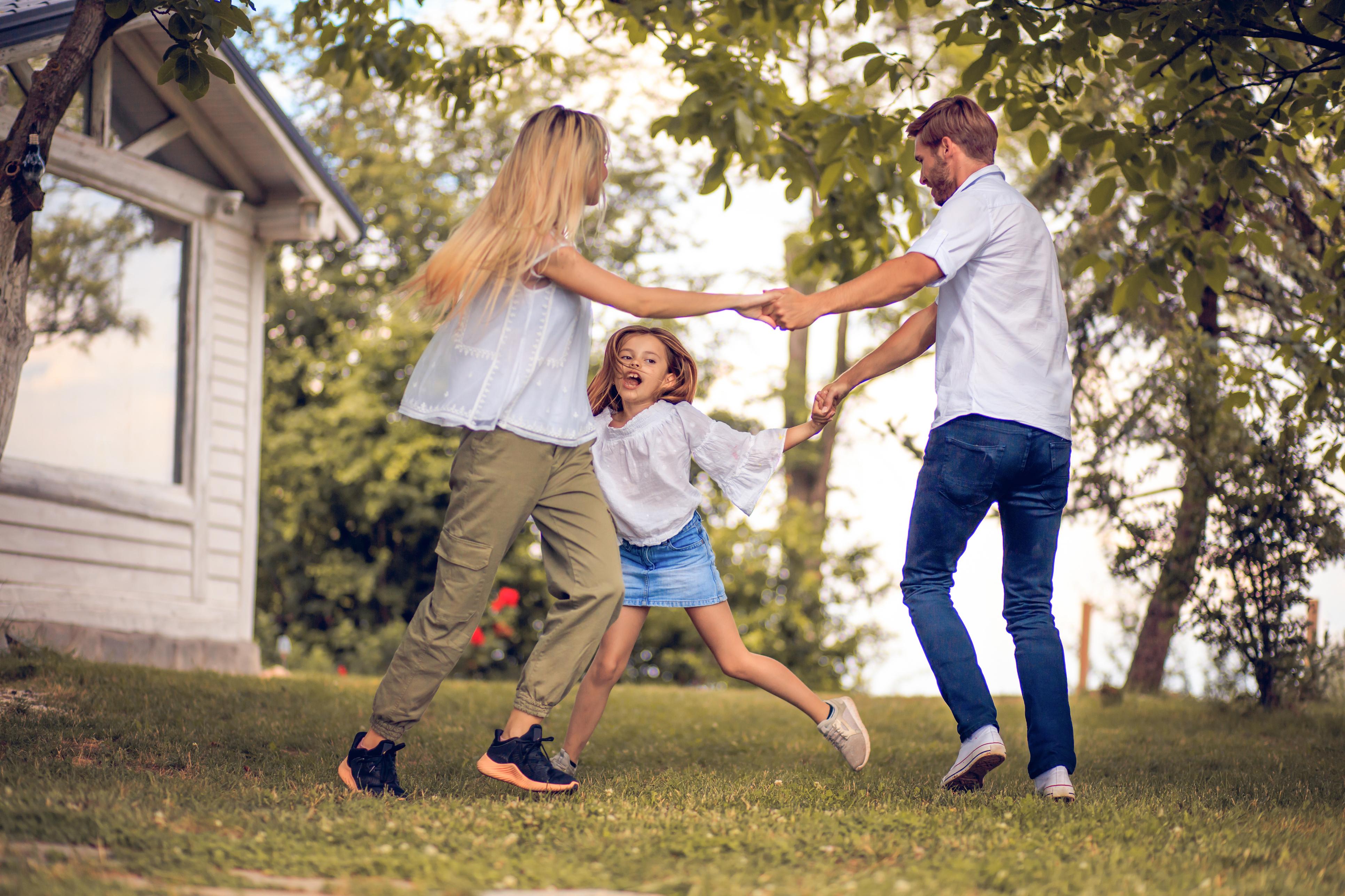Ejercicios para hacer en familia